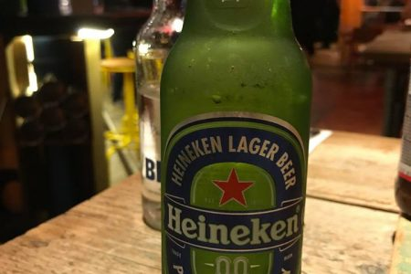 Heineken 0% Alcohol Free Beer