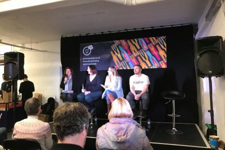 Mindful Drinking Festival Panel of Speakers
