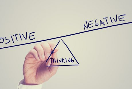 Changing our thoughts from negative to positive