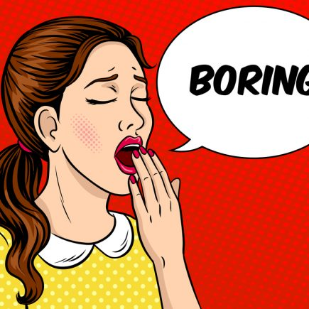 Does being sober make you boring?