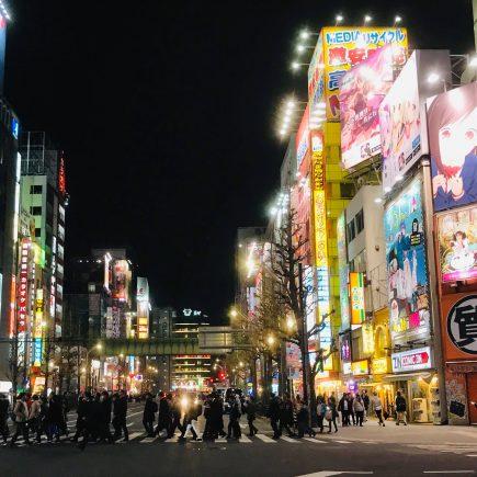 Sober in Japan