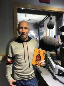 Simon Chapple on Eagle Radio