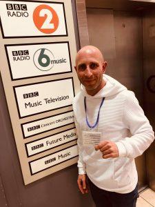 Simon Chapple BBC Radio 4 Interview