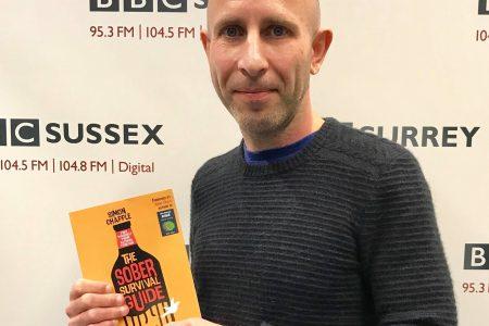 Simon Chapple - Be Sober BBC Radio Interview