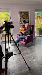 Simon Chapple TV Interview