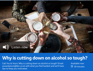 Why is quitting alcohol so hard?