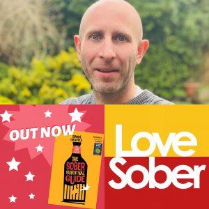 Love Sober Podcast - Simon Chapple