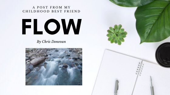 Flow by Chris Donovan